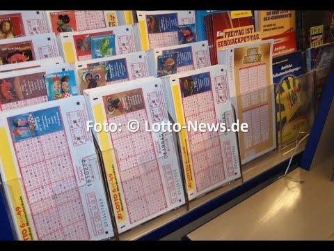Neue Lottozahlen