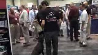 Police Dog Training Video