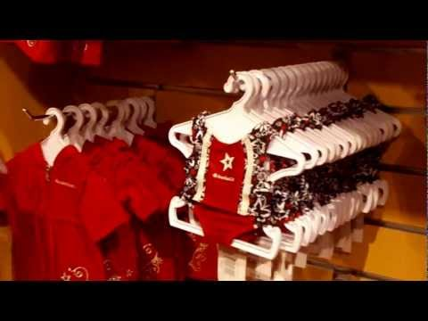 American Girl Store Atlanta 2012 GOTY MCKENNA