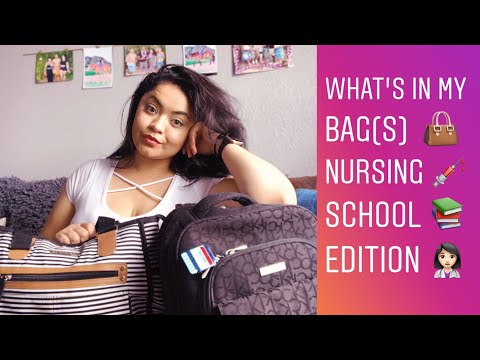 what's-in-by-bag-|-nursing-school-backpack-and-clinical-bag
