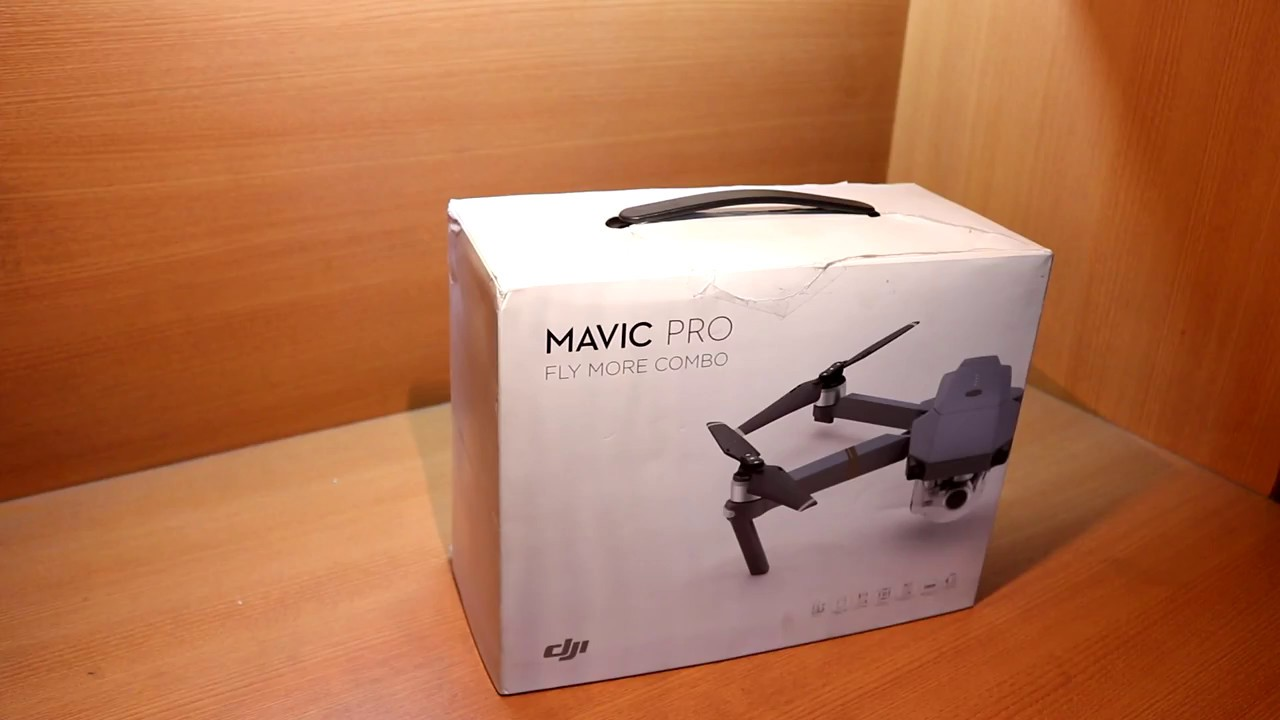 unboxing first ever dji mavic pro fly more combo 2017 uk. Black Bedroom Furniture Sets. Home Design Ideas
