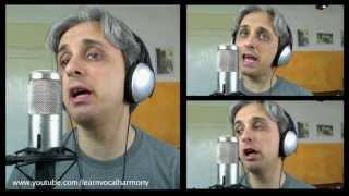 How To Sing Rain Beatles Vocal Harmony Lesson Breakdown