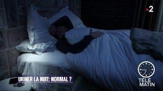 Santé - Uriner la nuit : normal ?