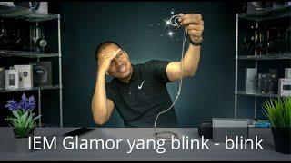IEM Glamor yang blink - blink Review Shozy NEO BG