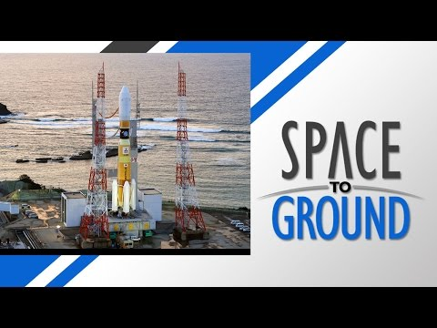 Space to Ground: HTV-5 Launch: 8/21/2015