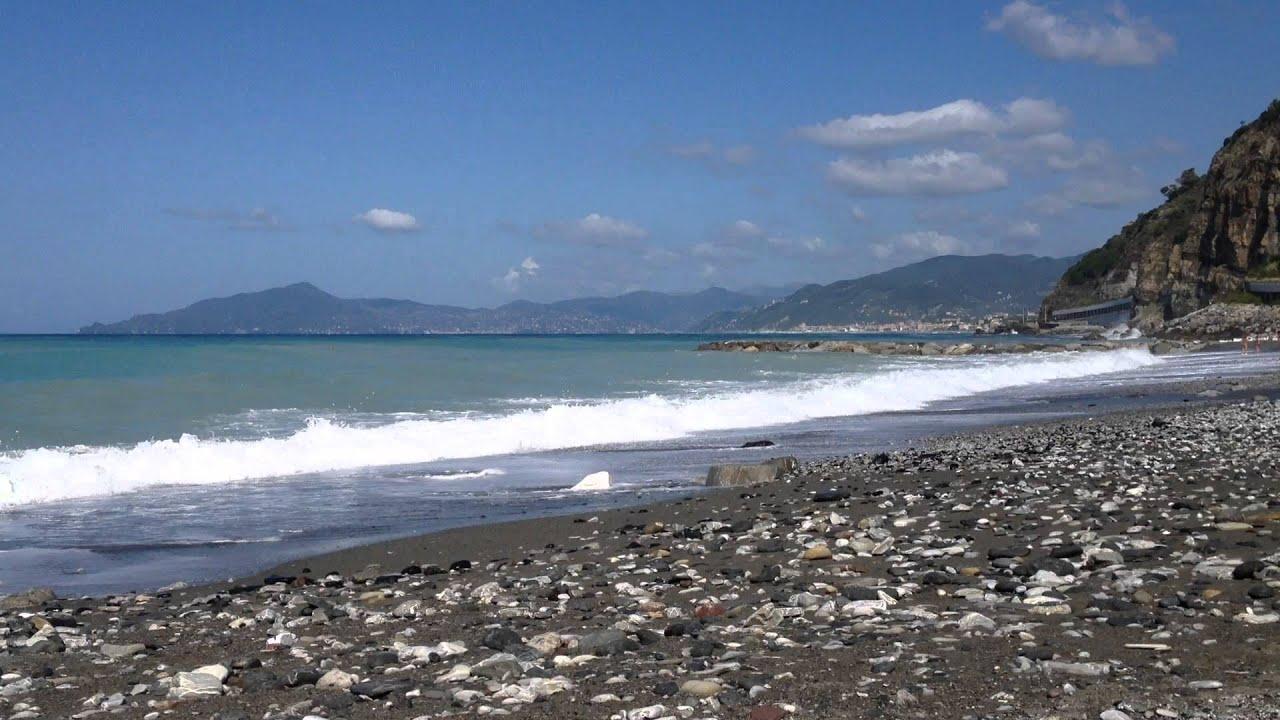 Matrimonio Spiaggia Sestri Levante : Spiaggia di sant anna sestri levante youtube