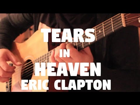 Tears in Heaven on Fingerstyle by Fabio Lima