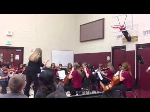 Monticello Academy Orchestra Concert