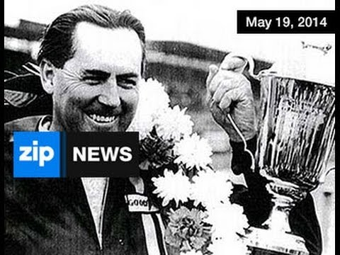 F1 Legend Sir Jack Brabham Dies Aged 88 - May 19, 2014