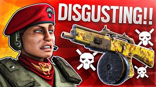 THE WORST GUN EVER In Rainbow Six Siege 💀