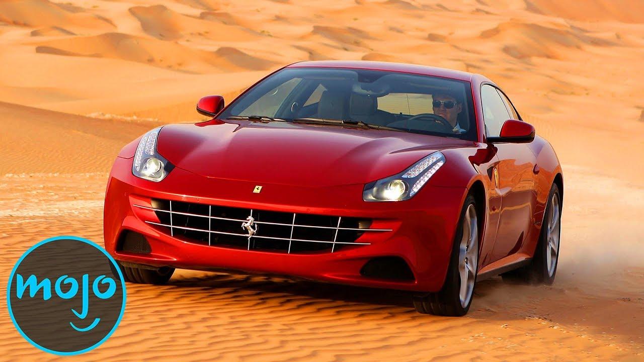 Luxury Vehicle: Top 10 Amazing Luxury Cars