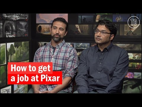 The Experts Explain How To Get A Job At Pixar | Time Out London