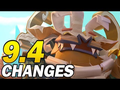 Big changes coming soon in Patch 9.4