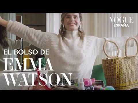 El bolso de Emma Watson  El bolso de  VOGUE España