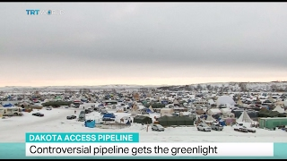 Dakota Access Pipeline: Controversial pipeline to get the greenlight