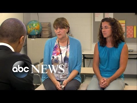 West Virginia Teachers Recognized For Heroic Work Helping to Avert a School Shooting