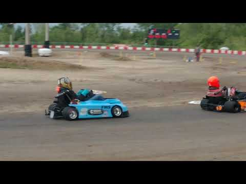 5.11.2019 - KC Raceway - Adult 375 - Heat 1