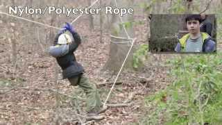 The Ultimate Boy Scout Rope Bridge - Bridge Builder 6000