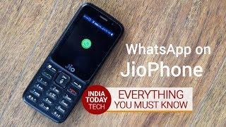 How to get WhatsApp on JioPhone