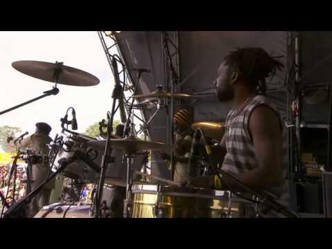 The Congos at Glastonbury 2013