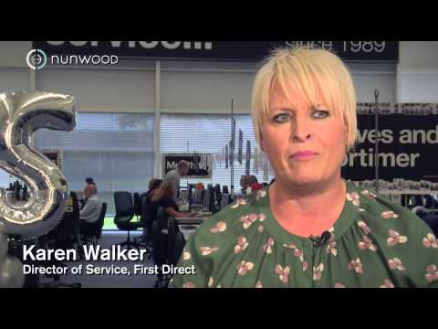 The Excellence Centre interview: First Direct