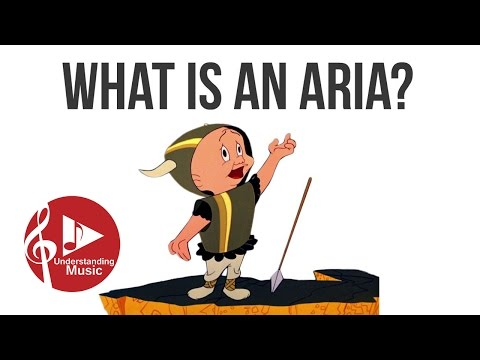 What Is An Aria? (Music Appreciation)