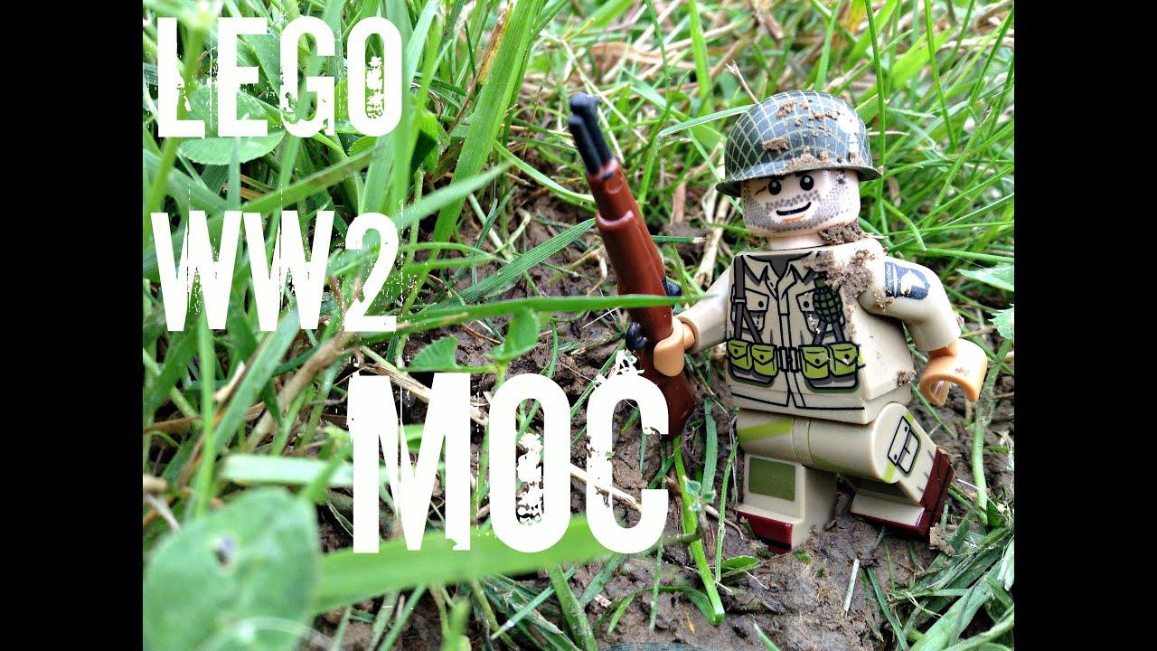 LEGO WW2 MOC D-DAY Plus 6