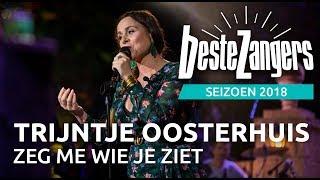 Beste Zangers gemist: Trijntje Oosterhuis zingt 'Zeg me wie je ziet'