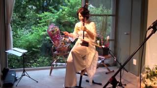 「中国・自転車に乗って」 田村洋 曲  海みのり 二胡演奏