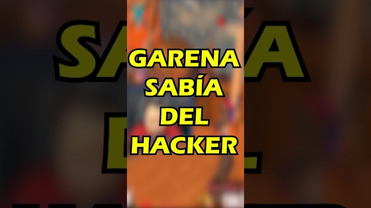 GARENA SABÍA DEL HACKER INFLUENCER! FREE FIRE