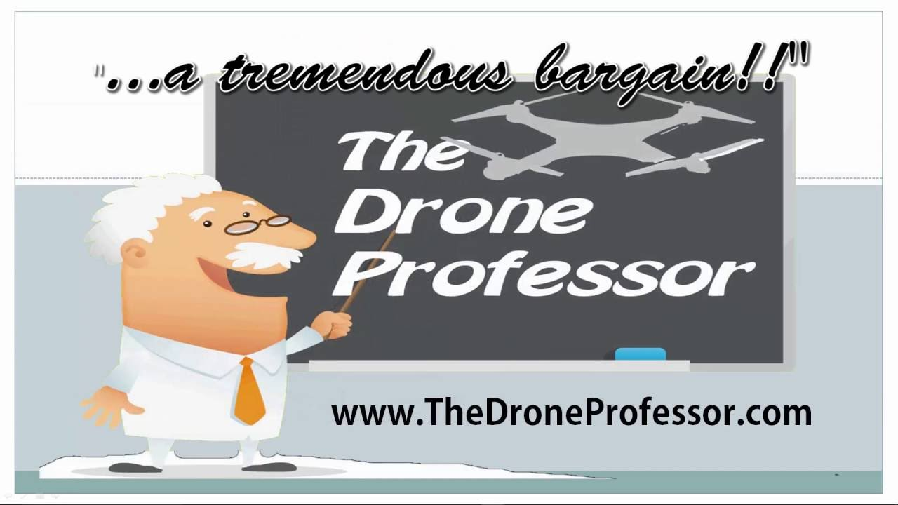 The drone professor faa remote pilot certification part 107 the drone professor faa remote pilot certification part 107 study course xflitez Image collections