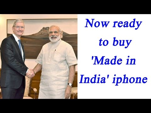 Apple to set up an iPhone production facility in Bengaluru| Oneindia News