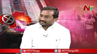 యువరాజు KTR పట్టాభిషేకానికి KCR గ్రౌండ్ ప్రిపేర్ - BJP Raghunandan Rao