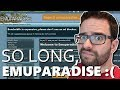 Emuparadise is (sorta) gone! NOW WHAT?