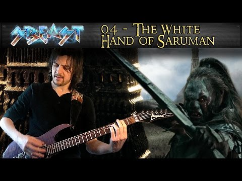 Lord of the Metal Rings - The White Hand of Saruman