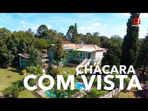 COD 4520. IBIÚNA- CHÁCARA C/ VISTA ESPETACULAR EM CONDOMÍNIO EXCELENTE!