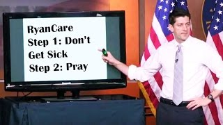 Paul Ryan Gives a Super-Hip PowerPoint Demo Showing He Doesn