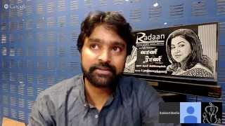 Guhan (Rajesh) – Vaani Rani Live chat show full youtube video 26-08-2015