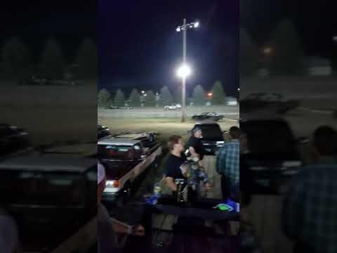 Dacotah speedway trailer race 2019