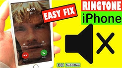 iPhone Ringtone not working Easy Fix