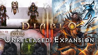 Unreleased Expansion for Diablo 3: King in the North