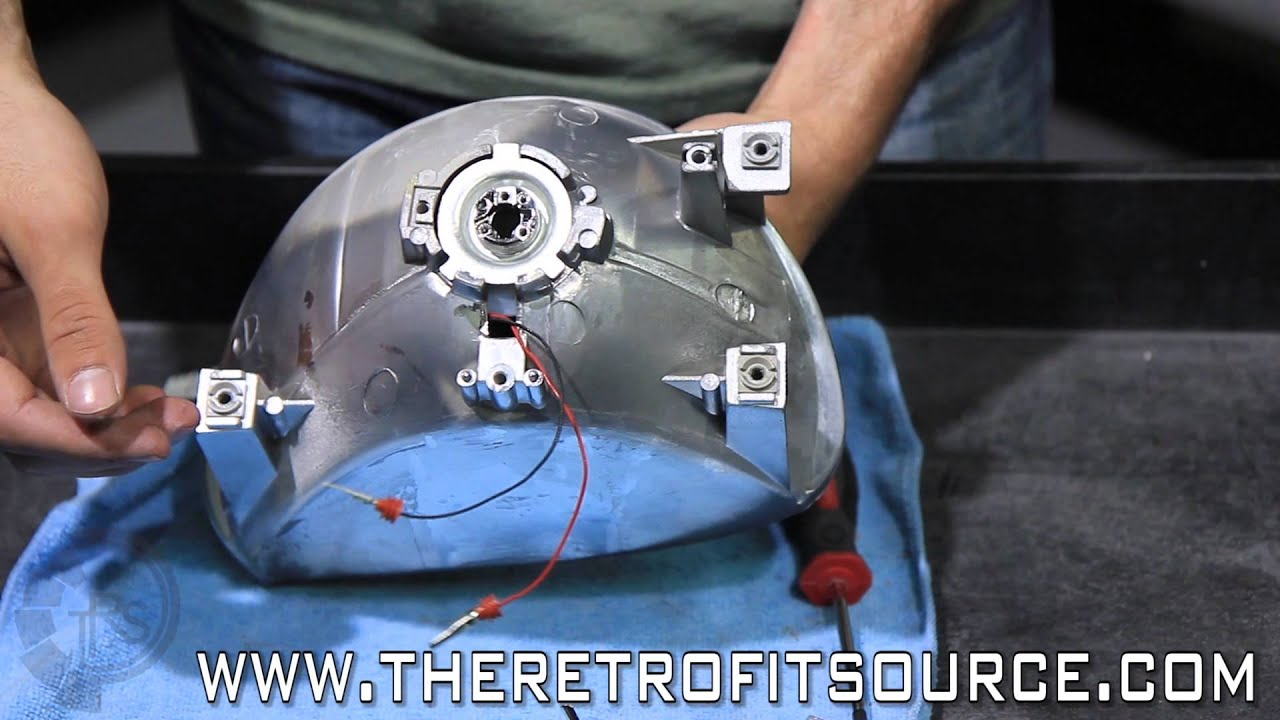 Trs Tips How To Retrofit Headlights With Morimoto Mini H1 Bixenon Ford Fiesta Mk4 Wiring Diagram Projectors