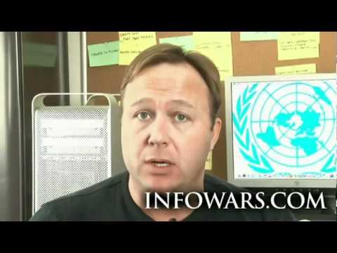 Alex Jones Copenhagen births World Government framework despite fallout over science fraud..flv