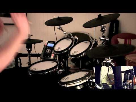 Avenged Sevenfold - Scream (drum cover)