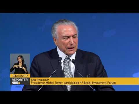 Brazil's leader mounts defense to save his presidency