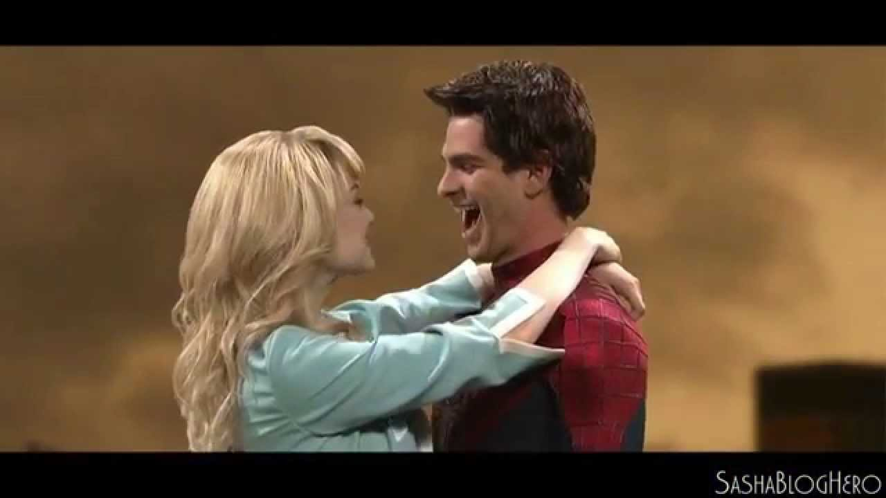 ♥Emma Stone and Andrew Garfield♥ funny moments - YouTube