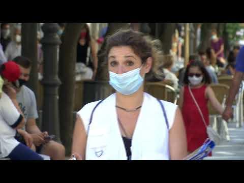 Datos de Coronavirus en ourense tres casos en Beariz 10/07/2020