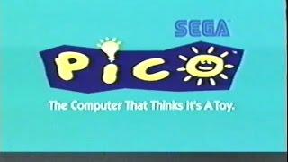 Sega Pico (VHS, 1995)