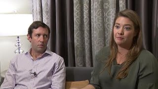 Couple recounts terrifying ordeal during Hurricane Irma in St. Martin