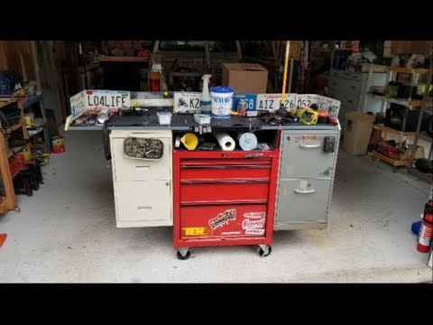 Big Tool Box >> Diy Big Tool Box 11 4 17